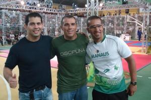 Paulo,Royler and Fabricio.