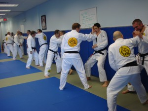 The self defense review and up dates.