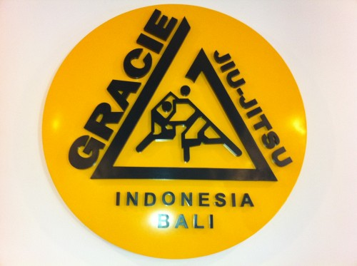 Gracie Humaita Bali Competition Team.