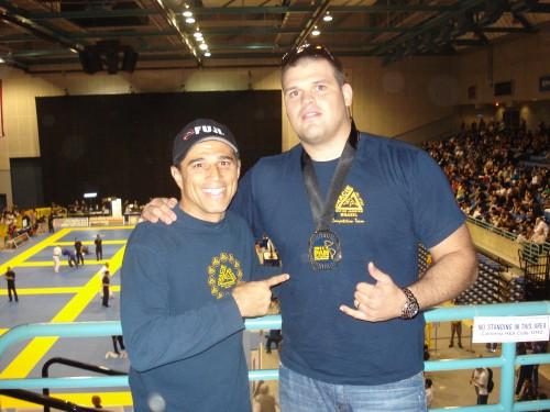 I and Rodrigo Mondoruka.