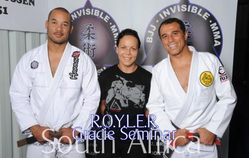 Jason, Danniele and I.